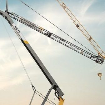 L1-24 self erecting crane