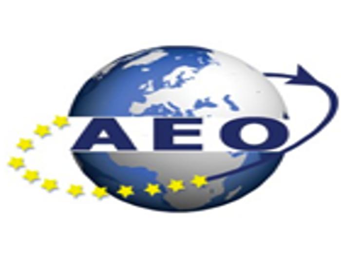 Zertifikat AEO