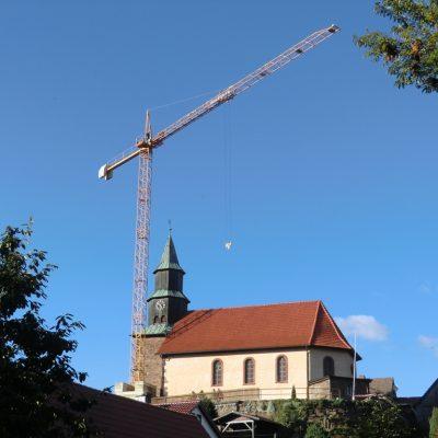 Liebherr 30LC Birkenfelde Wedekind Kassel
