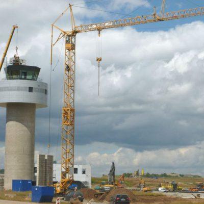 Liebherr 71K Flughafen Kassel-Calden Wedekind Kassel